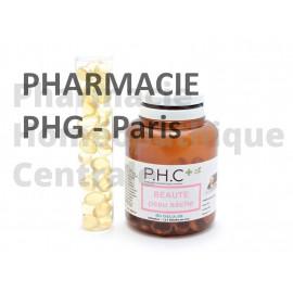 Beauté peaux sèches - capsules naturelles PHG