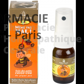 "Spray bobo "" Même pas mal"" propolis - Ballot Flurin en pharmacie"