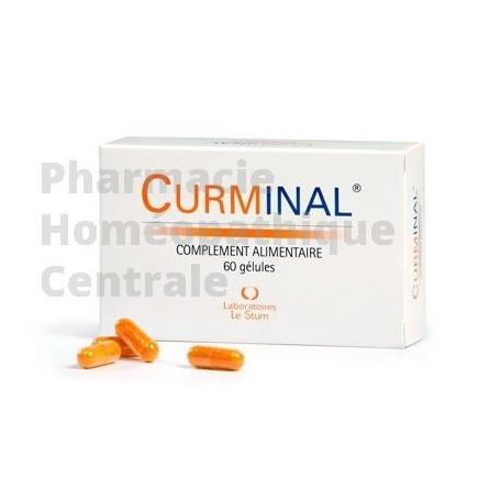 Curminal pour douleurs articulaires et rhumatismales, digestion douloureuse