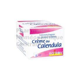 CREME AU CALENDULA - Peau irritée Idéal pour les irritations cutanées. Pot de 20 g