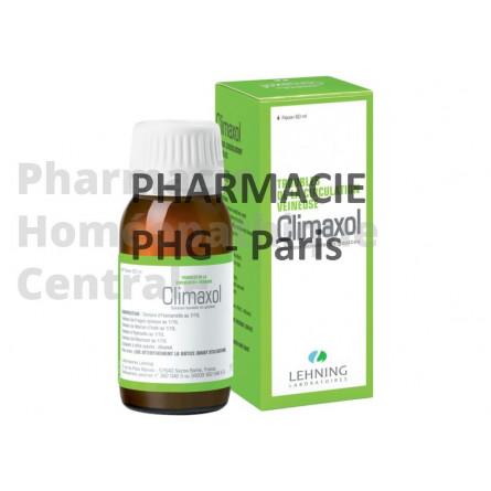 Climaxol Lehning gouttes complexes pour les troubles de la circulation - Flacon de 60 ml