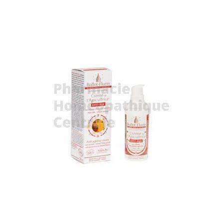 Crème anti-âge de l'apicultrice - Ballot Flurin