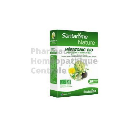 HEPATONIC - Santarome - Bien-être du foie Bio