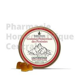 Gommes Fortes des Pyrénées - irritations de la gorge - Propolis
