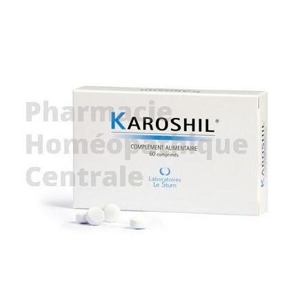Karoshil : vitamines B (B1, B2, B3, B5, B6, B12) pour les stress