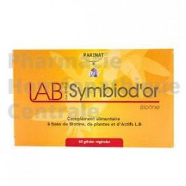 L.A.B® SYMBIOD'OR a un effet bénéfique sur la muqueuse intestinale.