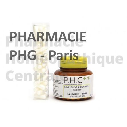 L-Glutamine 500 mg PHG - 90 gélules