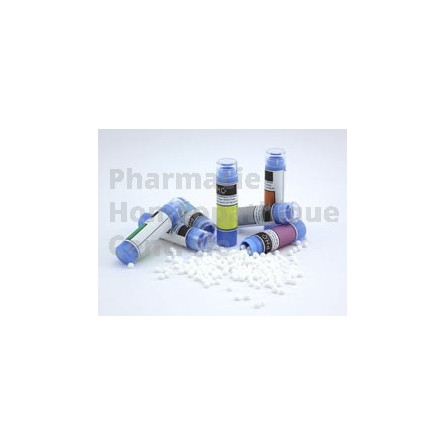 Medorrhinum pour l'asthme, rhumatismes, affections ORL, infections.