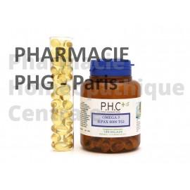 Oméga 3 (EPA et DHA)  PHG - 60 ou 120 capsules