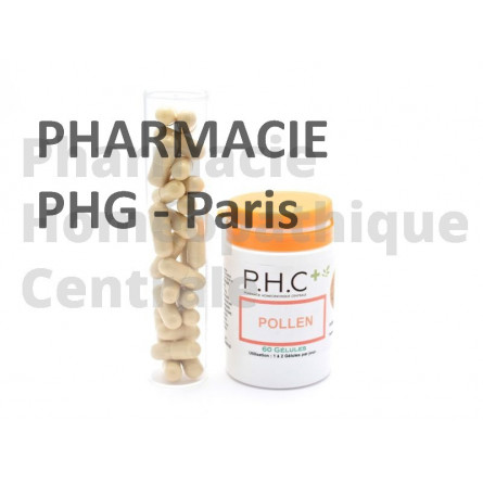 Pollen - produit PHG