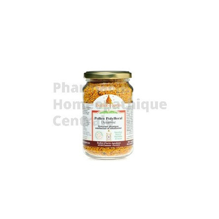 Pollen Bio Polyfloral Fortifiant - apiculture - Ballot Flurin Coup de fouet fortifiant