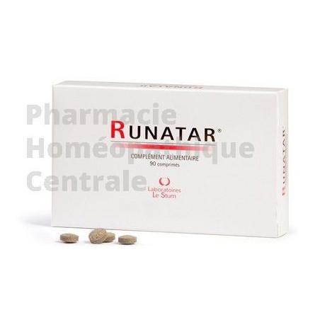 Runatar est un complément nutritionnel composé de minéraux essentiels à votre santé : calcium, magnésium,fer, chrome et zinc.