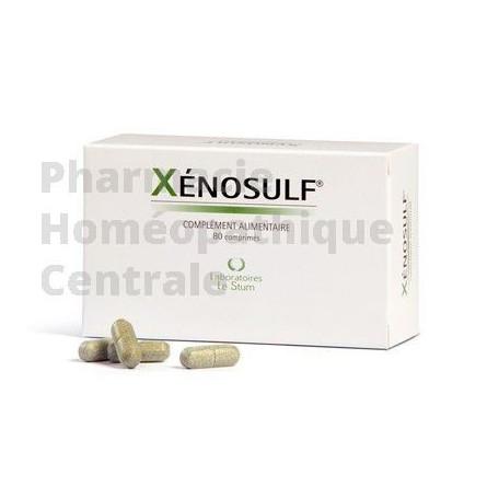 Xenosulf est conseillé pour la détoxification de votre organisme