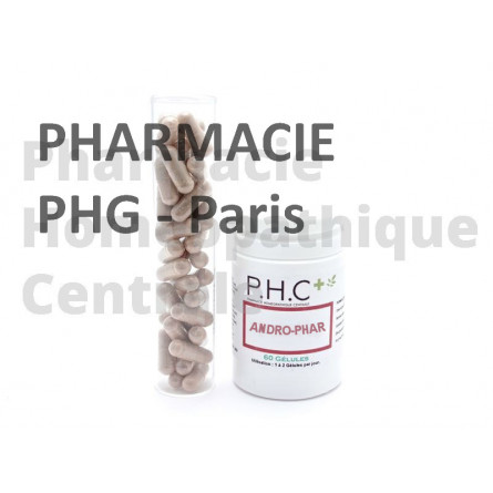 Andro-Phar PHG - Prostate - 60 gélules