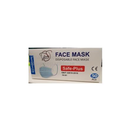 Masque chirurgical à usage unique - norme CE