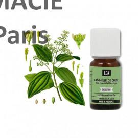 L'huile essentielle de Cannelle de Chine sera utile en cas d'infections gastro-intestinales, de bronchites ou grippes, de cystit