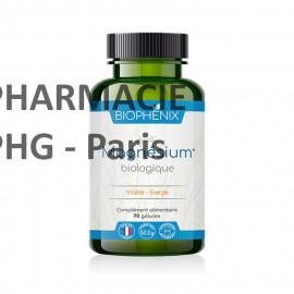 Equilibre Magnésium BIOPHENIX est un complément alimentaire destiné à apporter du magnésium à l'organisme