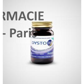 Dysto M aide à s'endormir - Laboratoire MOTIMA Boîte de 60 gélules