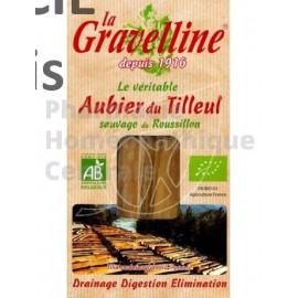 L'Aubier de Tilleul entretient le confort rénal et favoriser le drainage de l'organisme.