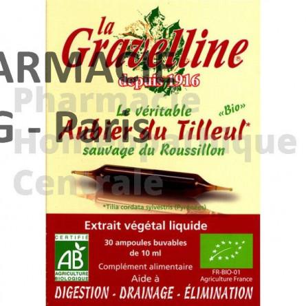 Aubier de Tilleul sauvage du Roussillon pour entretenir le confort rénal, favoriser le drainage de l'organisme