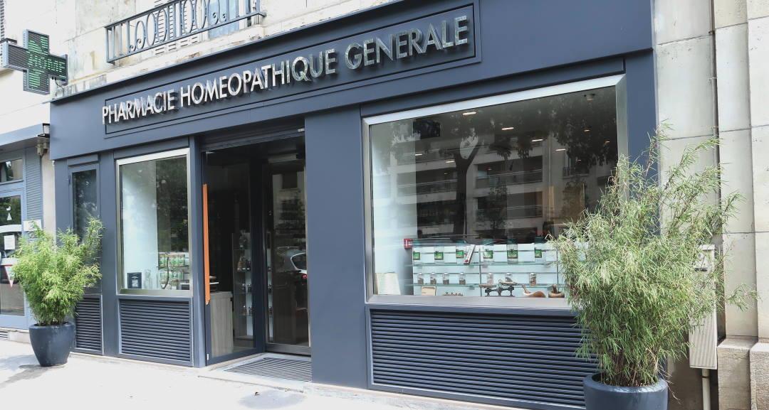 Pharmacie Homéopathique Générale à Paris